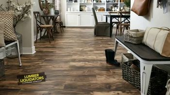 Lumber Liquidators Flooring Sale TV Spot, 'We've Got You Covered!' - Thumbnail 2