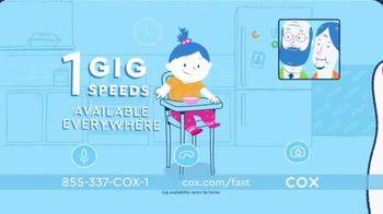 Cox Internet TV Spot, 'Plans That Fit Your Life' - Thumbnail 6