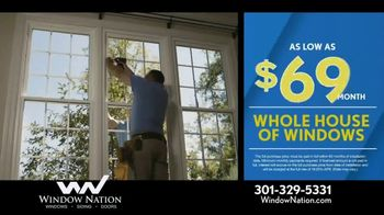 Window Nation 33 Percent Off Sale TV Spot, 'Free Blinds' - Thumbnail 4