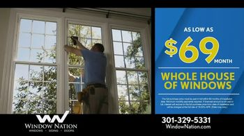 Window Nation 33 Percent Off Sale TV Spot, 'Free Blinds' - Thumbnail 5