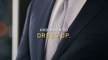 Men's Wearhouse TV Spot, 'When to Dress Up: Select Suits' - Thumbnail 3