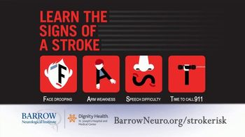 Barrow Neurological Institute TV Spot, 'Strokes' - Thumbnail 8