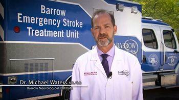 Barrow Neurological Institute TV Spot, 'Strokes' - Thumbnail 1