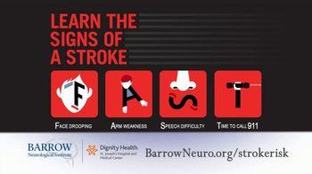 Barrow Neurological Institute TV Spot, 'Strokes' - Thumbnail 7
