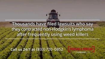 Morgan and Morgan Law Firm TV Spot, 'Non-Hodgkin's Lymphoma' - Thumbnail 4