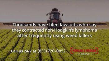 Morgan and Morgan Law Firm TV Spot, 'Non-Hodgkin's Lymphoma' - Thumbnail 5