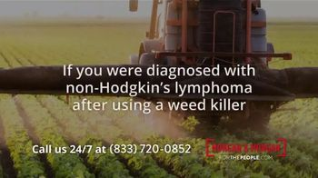 Morgan and Morgan Law Firm TV Spot, 'Non-Hodgkin's Lymphoma' - Thumbnail 6