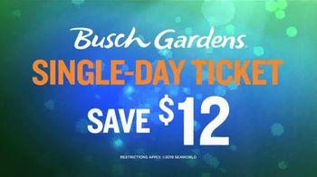 Busch Gardens TV Spot, 'Over the Edge' - Thumbnail 9