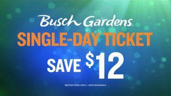 Busch Gardens TV Spot, 'Over the Edge' - Thumbnail 8