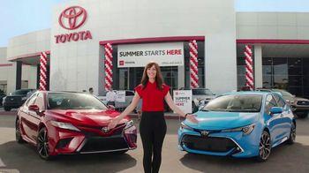 Toyota Summer Starts Here TV Spot, 'Summer's Here' [T1] - Thumbnail 8