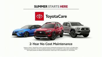 Toyota Summer Starts Here TV Spot, 'Summer's Here' [T1] - Thumbnail 7