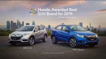 2019 Honda HR-V TV Spot, 'Why Not HR-V?' [T1] - Thumbnail 9
