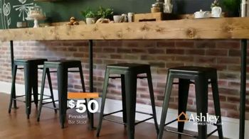 Ashley HomeStore Lowest Prices of the Season TV Spot, 'Bar Stools, Sofas & Dining Tables' Song by Midnight Riot - Thumbnail 3