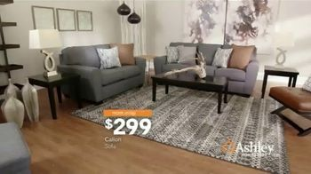 Ashley HomeStore Lowest Prices of the Season TV Spot, 'Bar Stools, Sofas & Dining Tables' Song by Midnight Riot - Thumbnail 4