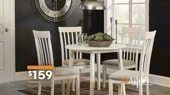 Ashley HomeStore Lowest Prices of the Season TV Spot, 'Bar Stools, Sofas & Dining Tables' Song by Midnight Riot - Thumbnail 5