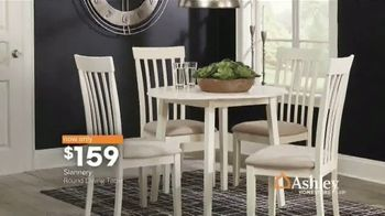 Ashley HomeStore Lowest Prices of the Season TV Spot, 'Bar Stools, Sofas & Dining Tables' Song by Midnight Riot - Thumbnail 6