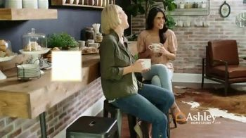 Ashley HomeStore Lowest Prices of the Season TV Spot, 'Bar Stools, Sofas & Dining Tables' Song by Midnight Riot - Thumbnail 9