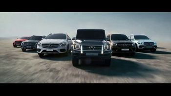 Mercedes-Benz TV Spot, 'Greatness' [T1] - 1229 commercial airings