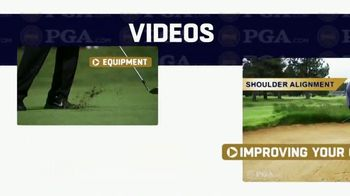 PGA.com TV Spot, 'Connects You to the Game of Golf' - Thumbnail 5