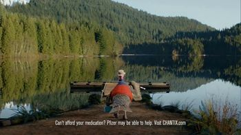 Chantix TV Spot, 'Camping Turkey' - Thumbnail 10