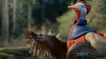 Chantix TV Spot, 'Camping Turkey' - Thumbnail 5