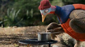 Chantix TV Spot, 'Camping Turkey' - Thumbnail 6