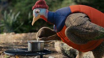 Chantix TV Spot, 'Camping Turkey' - Thumbnail 7