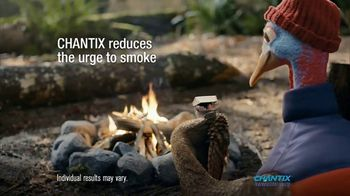 Chantix TV Spot, 'Camping Turkey'