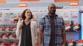 STIHL Dealer Days TV Spot, 'Real Help: MS 170 Chainsaw' - 381 commercial airings