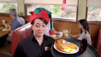 Denny's Super Slam TV Spot, 'Holiday Hunger' - Thumbnail 7
