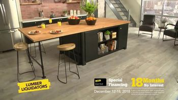 Lumber Liquidators Waterproof Flooring Sale TV Spot, 'Waterproof Flooring Deals' - Thumbnail 9