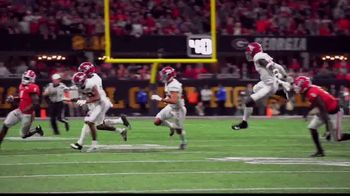 College Football Playoff Foundation TV Spot, '2019 AT&T Playoff Playlist Live!' - Thumbnail 2