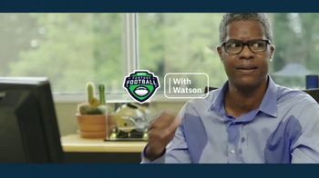 IBM Watson TV Spot, 'Avoid Fantasy Football Face: Wipe Out Indecision With IBM Watson' - Thumbnail 10