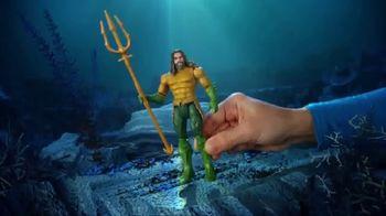 Aquaman TV Spot, 'Dive Into Adventure'