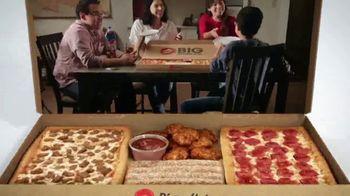 Pizza Hut Big Dinner Box TV Spot., 'Una caja épica' [Spanish]