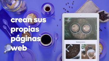 GoDaddy TV Spot, 'Crea tu propia página web' canción de Coop [Spanish] - Thumbnail 4