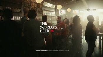 Coors Light TV Spot, 'Hot Bar Waterfall' - Thumbnail 10