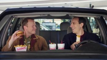 Sonic Drive-In Fritos Chili Cheese Faves TV Spot, 'Pulling Me Back In' - 1255 commercial airings