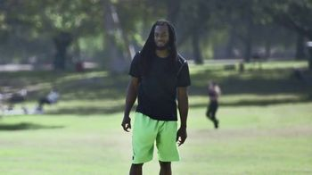 Wonderful Pistachios TV Spot, 'Richard Sherman vs. Ernie' - Thumbnail 7