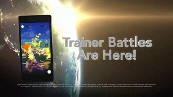Pokémon GO TV Spot, 'Trainer Battles Are Here!' - Thumbnail 10