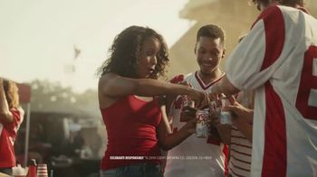 Coors Light TV Spot, 'Tailgate Flip' - 1439 commercial airings
