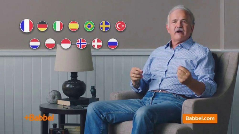 Babbel App TV Commercial, 'Interactive'