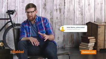 Babbel App TV Spot, 'Interactive' - Thumbnail 4