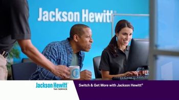 Jackson Hewitt TV Spot, \'Accuracy\'