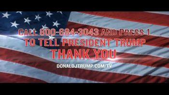 Donald J. Trump for President TV Spot, 'Thank You' - Thumbnail 9