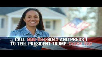 Donald J. Trump for President TV Spot, 'Thank You' - Thumbnail 3