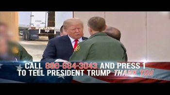 Donald J. Trump for President TV Spot, 'Thank You' - Thumbnail 5