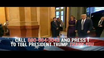 Donald J. Trump for President TV Spot, 'Thank You' - Thumbnail 6