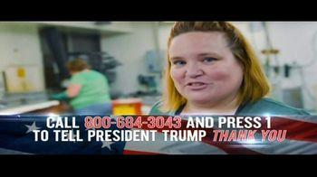 Donald J. Trump for President TV Spot, 'Thank You' - Thumbnail 8
