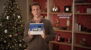 Ring Video Doorbell 2 TV Spot, 'Ring for the Holidays 2018' - Thumbnail 3
